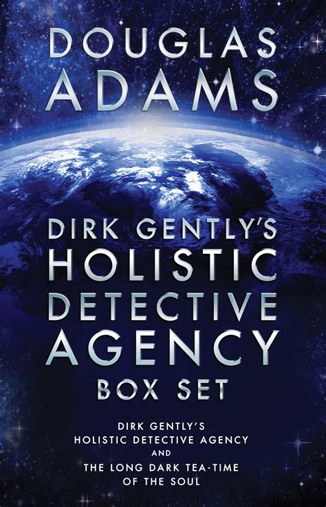 dirk gently s holistic detective agency box set ebook by douglas adams official publisher page