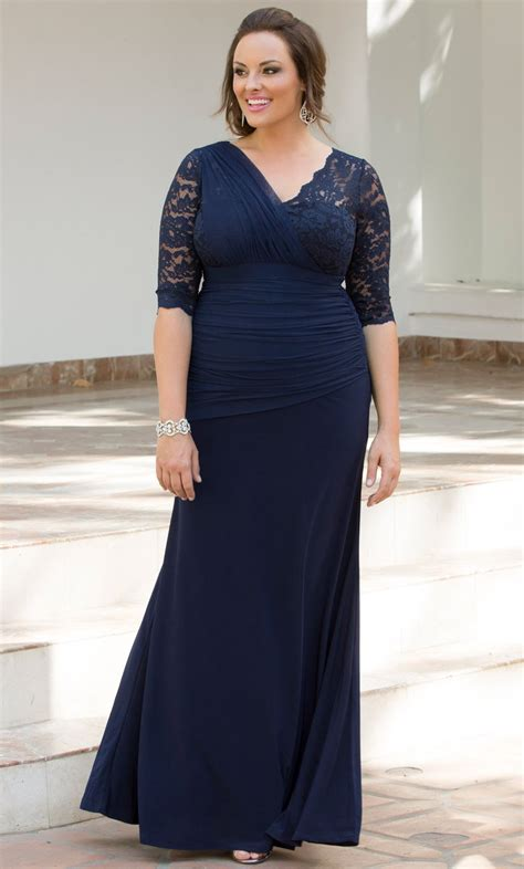 evening dresses for plus size evening gown kiyonna s formal evening gowns