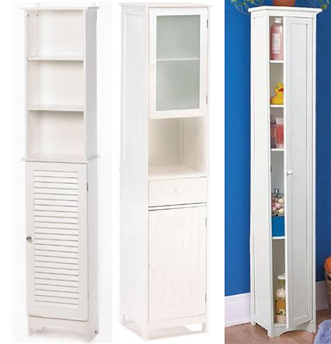 narrow bathroom storage cabinet narrow bathroom storage cabinet manicinthecity