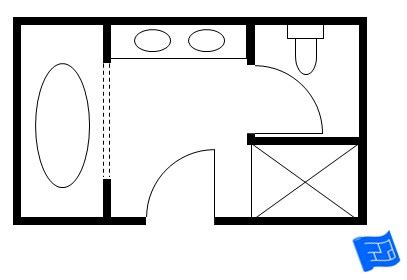 small master bathroom floor plans master bathroom floor plans