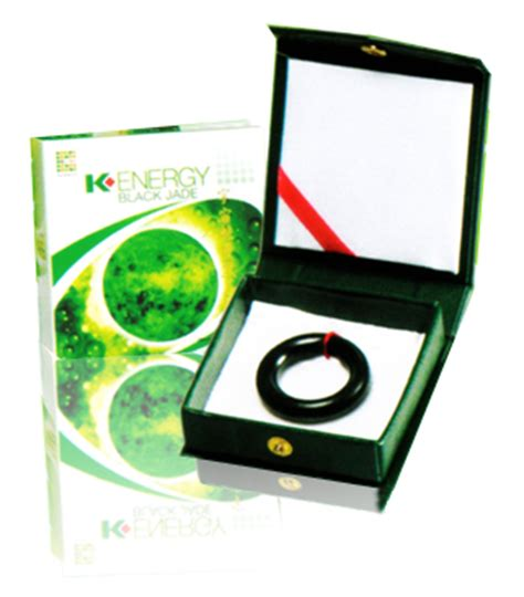 K K Link k link products k energy black jade