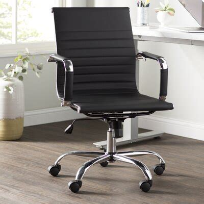 desk computer chairs youll love wayfair