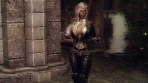 skyrim tera armor hdt hdt physics extensions newhairstylesformen2014 com
