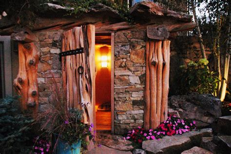 Backyard Sauna by Photo Page Hgtv