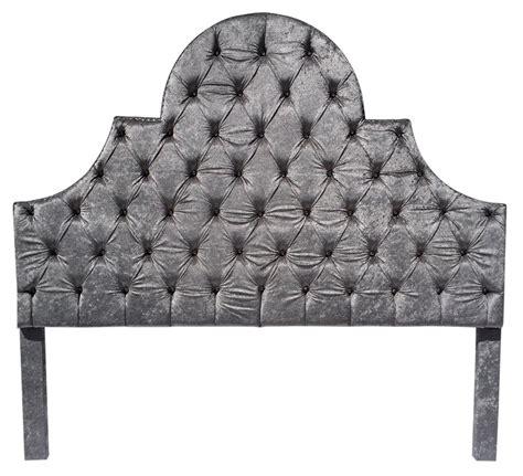 Silver Grey Headboard by Silver Gray King Size Headboard Tufted Upholstered Headboard