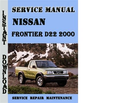free car manuals to download 1999 nissan frontier transmission control service manual download car manuals pdf free 2001 nissan frontier instrument cluster nissan