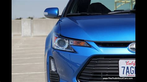 scion tc review  road test youtube