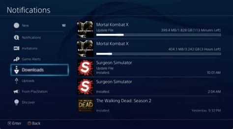 Update Files Mortal Kombat X Ps4 Murah pre load time excitement for mortal kombat x fans product reviews net