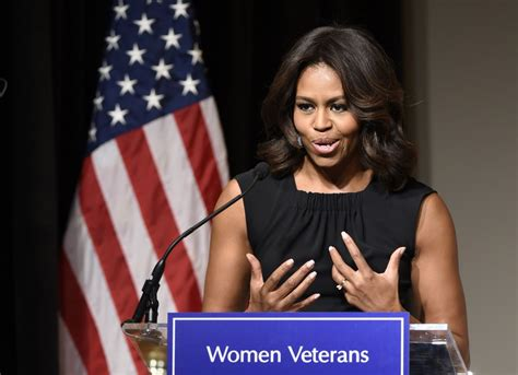 michelle obama forum white house looks to help female vets find jobs time