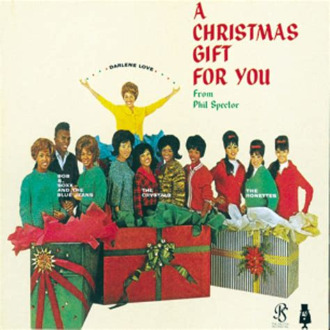 phil spector a christmas gift for you 500 greatest