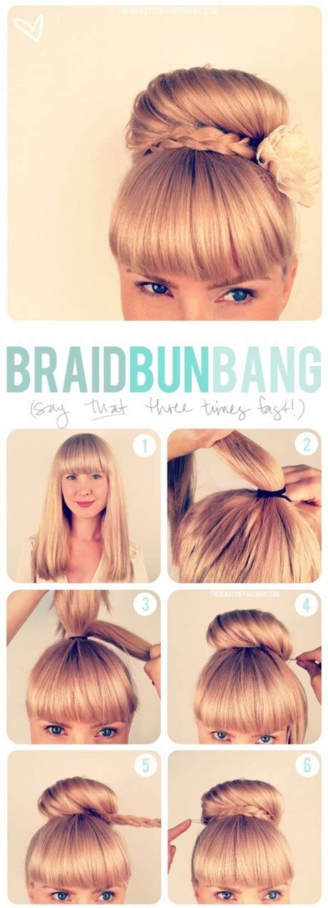 quick and easy braid styles quick easy braided hairstyles