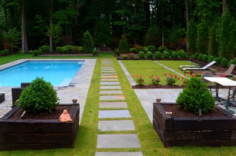 1 Acre Backyard Design by Ideas For Garden Border Http Lomets