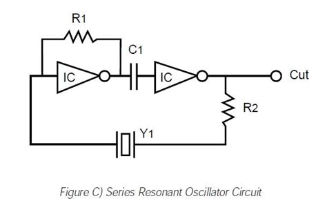 series circuit design oscillator circuit design considerations ecs inc