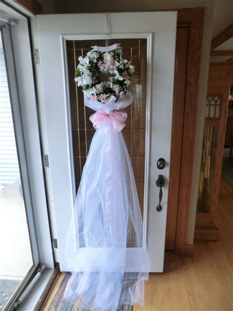 bridal shower entree ideas bridal shower door decoration stuff i want to make doors bridal shower and showers