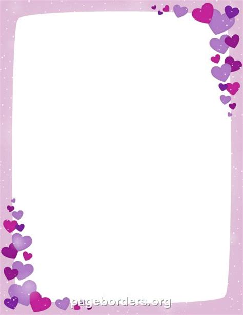 Wedding Borders Microsoft Word by 17 Best Images About Page Borders And Border Clip On