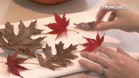 decorations to make how to make house decorations from autumn leaves