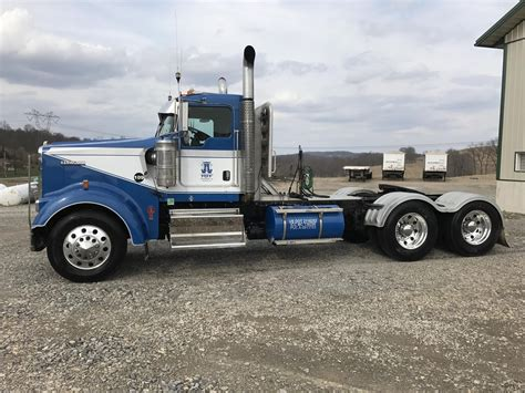 kenworth trucks for sale in pa 2008 kenworth w900l conventional trucks for sale used