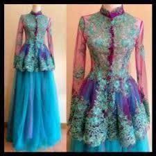 Dress Batik Piyas Kidung Hijau Toska 1000 Images About Things To Wear On Kebaya