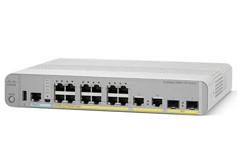 Switch Catalyst cisco catalyst 3560cx 12pd s switch cisco