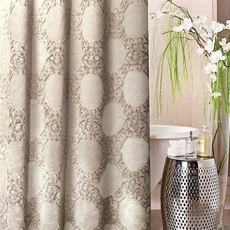 72 x 72 shower curtain kenzie embroidered 72 inch x 72 inch shower curtain
