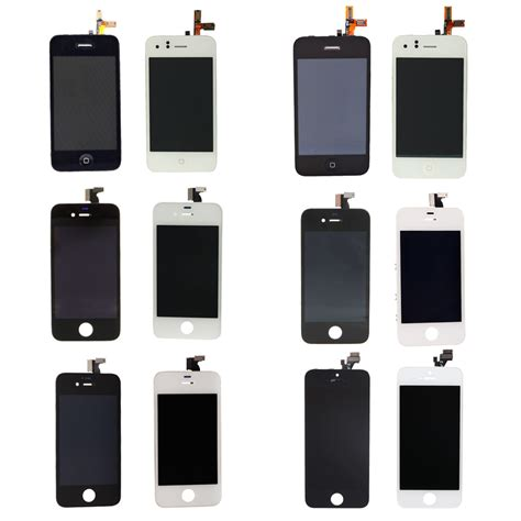 new iphone 5 charger not working us lcd display screen touch digitizer assembly frame for