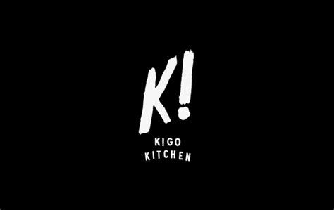 Kigo Kitchen Menu by Kigo Kitchen Restaurant Branding Grits Grids