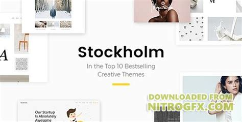 themeforest stockholm themeforest stockholm v4 1 a genuinely multi concept