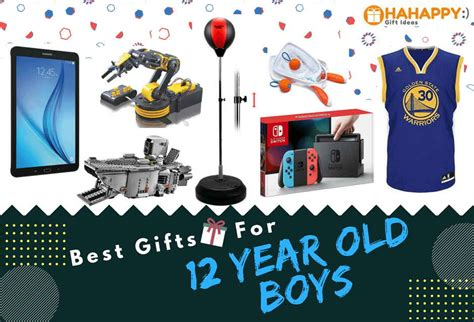 12 best gifts for a 12 year old boy fun cool hahappy