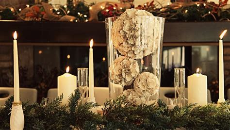 18 gorgeous christmas wedding decoration ideas style