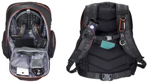 Tas Notebook Asus asus perkenalkan tas rog nomad jagat review