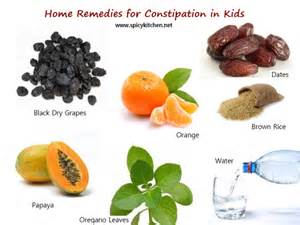 home remedies for constipation in spicy kitchen