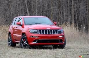 2016 jeep grand srt road test car news auto123