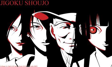 from hell girl jigoku shoujo newhairstylesformen2014 com jigoku shoujo
