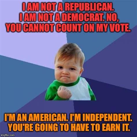 Independent Meme - success kid meme imgflip