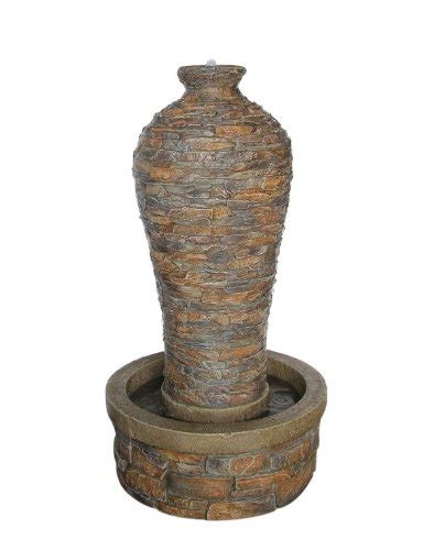 Outdoor Vase Water Fountains by Outdoor Urn Water Features Garden Water Kits