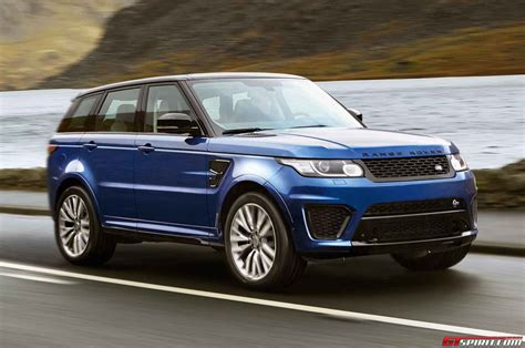 land rover svr range rover sport svr going on sale in october first