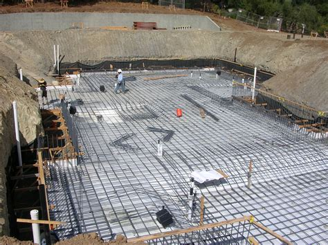 think ahead when building solid concrete foundation 5