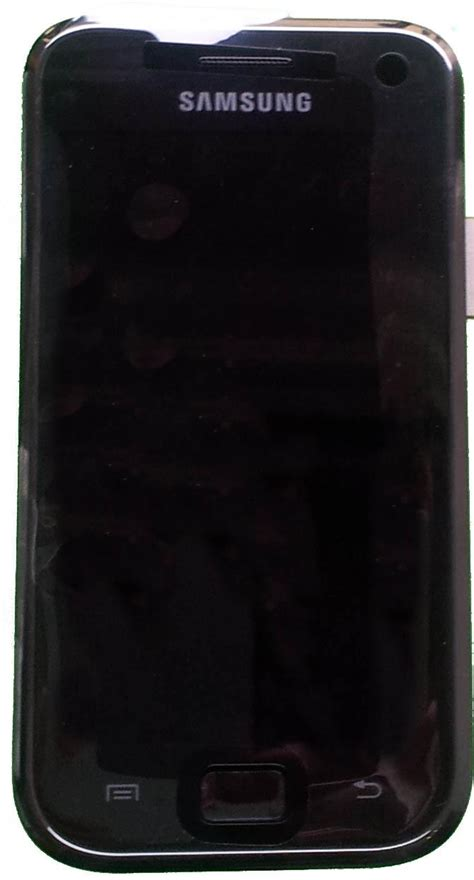 Sparepart Samsung S8 samsung galaxy s plus gt i9001 display unit m front cover