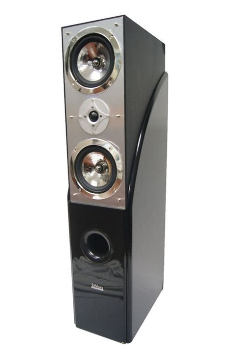 digital audio dv 1420 passive floor standing 1 tower home