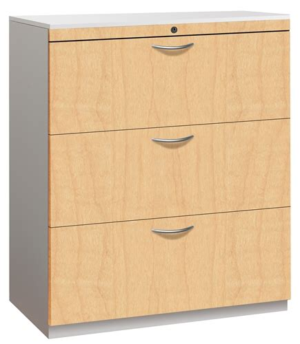 3 drawer lateral file cabinet wood wood ideas