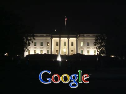 google white house the capital of the internet is san francisco