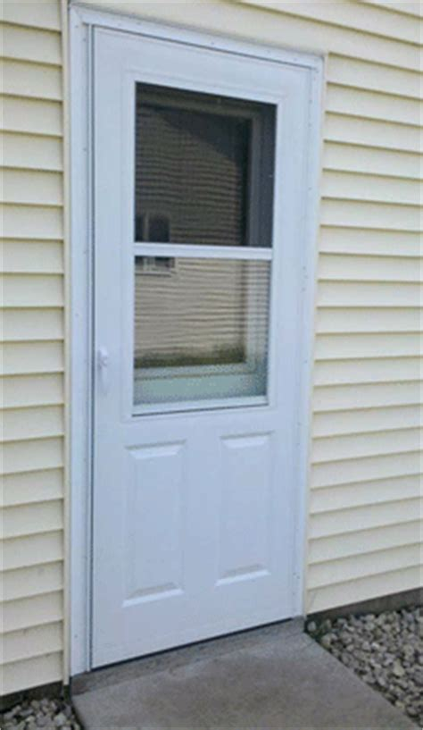 Storm Door Pet Door Design For Storm Doors And Thinner Pet Doors For Garage Doors
