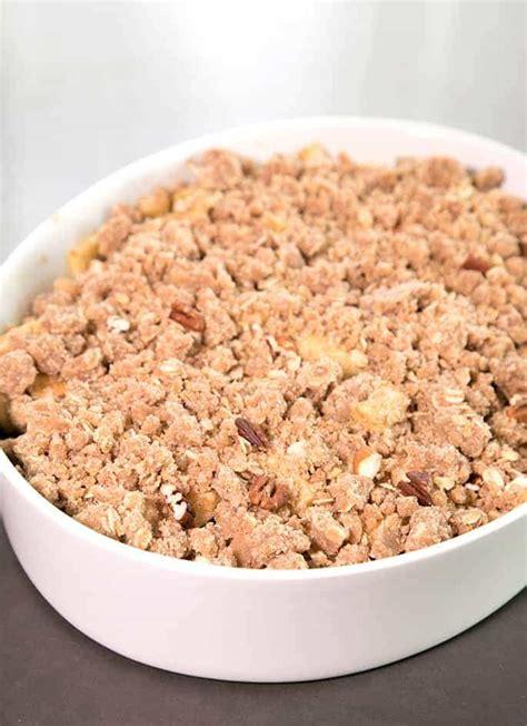 best apple crumble recipes best apple crumble