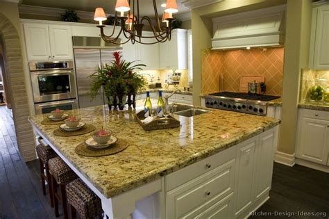 Gourmet Kitchen Island | gourmet kitchen design ideas