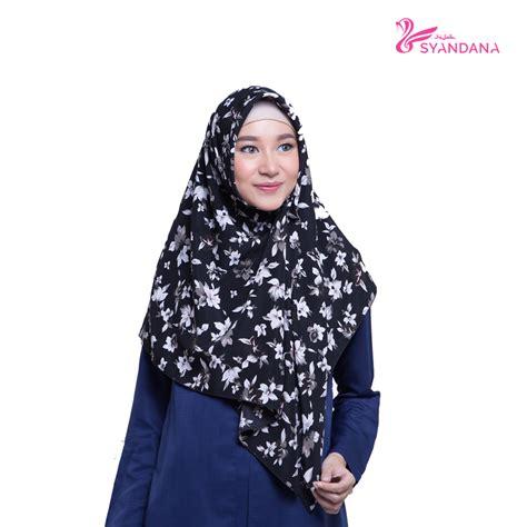 Segi Empat Motif 28 jilbab segi empat motif jakarta syandana 3