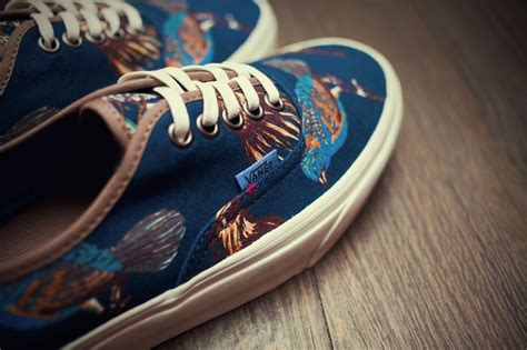 Vans California Navy Motif vans mechanical dummy