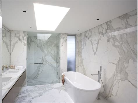 choosing the right marble calacatta or carrara steam shower inc