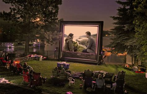 backyard movie what you need to consider before renting an outdoor theater