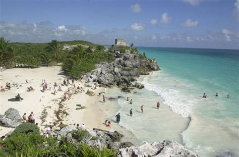 best tulum beaches mexico travel beaches of tulum offer a laid back