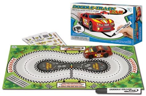 doodle track car doodle track car set assorted colors toys toys play